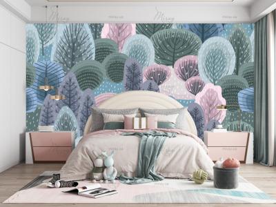d-14-094-Голубые и розовые деревья-child